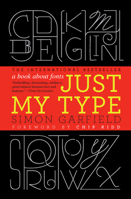 Just My Type: A Book About Fonts (2011)