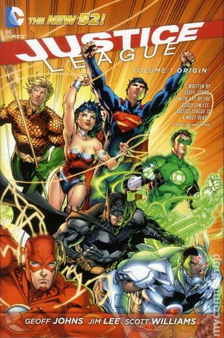 Justice League, Vol. 1: Origin (2012)
