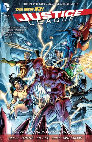 Justice League, Vol. 2: The Villain's Journey (2013) by Geoff Johns