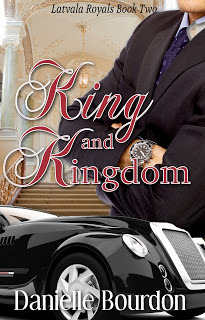King and Kingdom (2013) by Danielle Bourdon