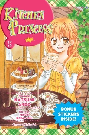Kitchen Princess, Vol. 08 (2008)