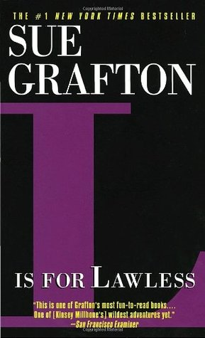 L is for Lawless (1996) by Sue Grafton