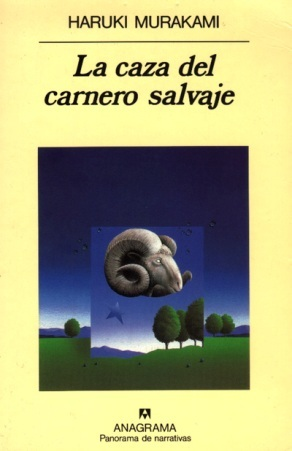 La caza del carnero salvaje (1992) by Haruki Murakami