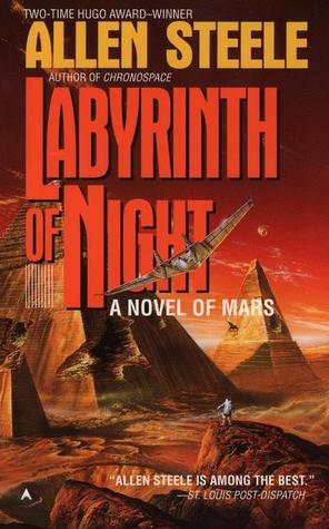 Labyrinth of Night (1992) by Allen Steele