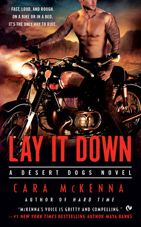 Lay It Down (2014) by Cara McKenna