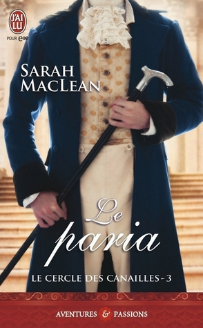 Le paria (2014) by Sarah MacLean