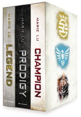Legend Trilogy Boxed Set