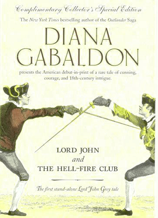 Lord John and the Hellfire Club (2015) by Diana Gabaldon