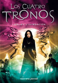 Los Cuatro Tronos (2010) by Lesley Livingston