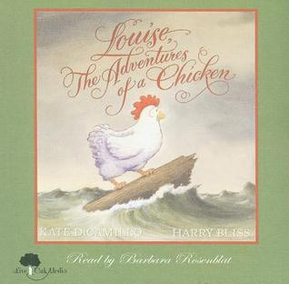 Louise, the Adventures of a Chicken [With Hardcover Book(s)] (2009) by Kate DiCamillo