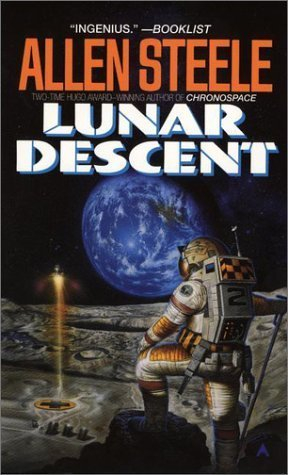 Lunar Descent (1991) by Allen Steele