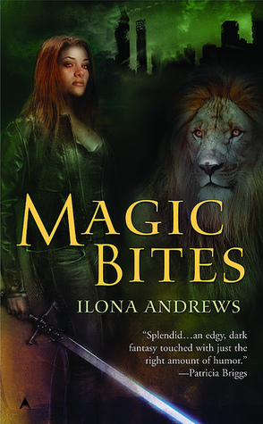 Magic Bites (2007) by Ilona Andrews