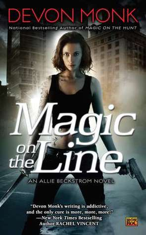 Magic on the Line (2011) by Devon Monk