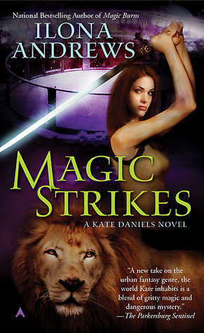 Magic Strikes (2009)