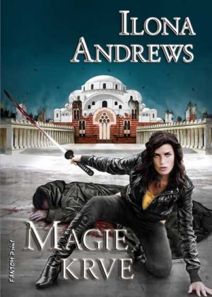 Magie krve (2012) by Ilona Andrews