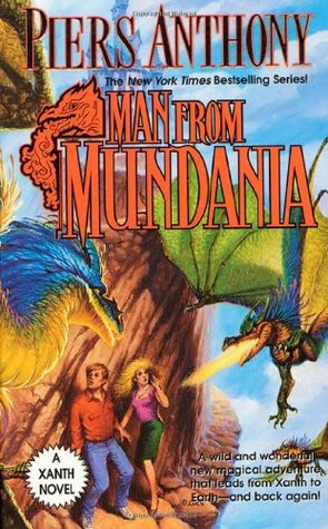 Man from Mundania (2000) by Piers Anthony