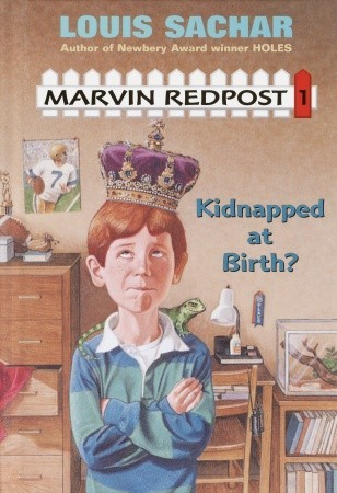 Marvin Redpost: Kidnapped at Birth? (2004) by Louis Sachar