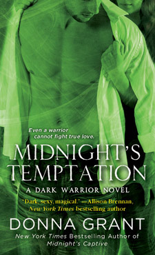 Midnight's Temptation (2013) by Donna Grant
