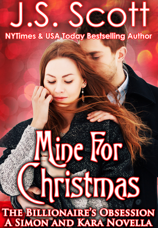Mine For Christmas (2014) by J.S. Scott