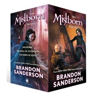 Mistborn Trilogy Boxed Set (2009) by Brandon Sanderson