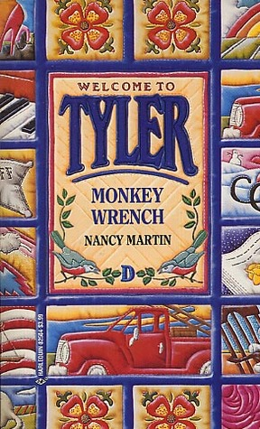 Monkey Wrench (1992) by Nancy Martin