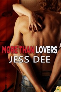 More Than Lovers (2013) by Jess Dee