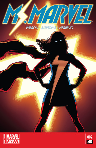 Ms. Marvel, #2: All Mankind (2014) by G. Willow Wilson