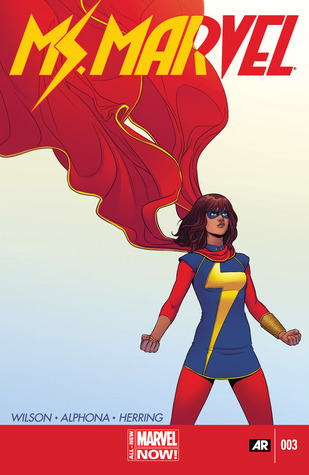 Ms. Marvel, #3: Side Entrance (2014) by G. Willow Wilson