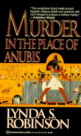 Murder in the Place of Anubis (1994)