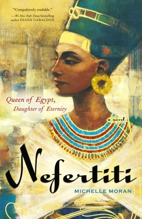 Nefertiti (2007) by Michelle Moran