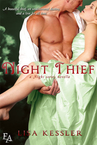 Night Thief (2012) by Lisa Kessler