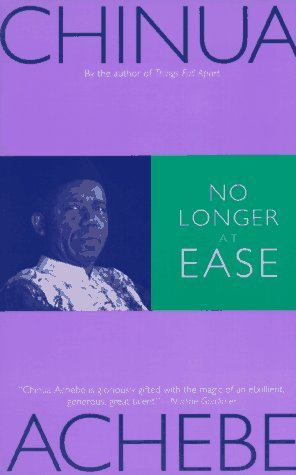 No Longer at Ease (1994) by Chinua Achebe