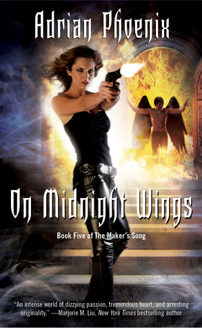 On Midnight Wings (2013) by Adrian Phoenix