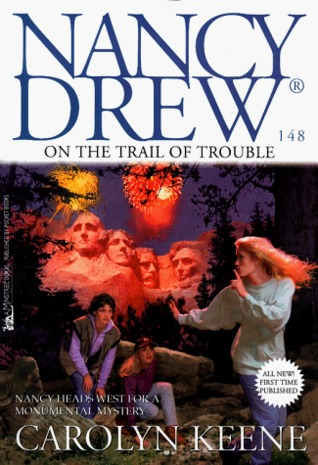 On the Trail of Trouble (1999) by Carolyn Keene