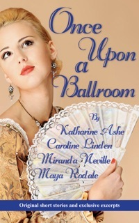 Once Upon a Ballroom (2000) by Katharine Ashe