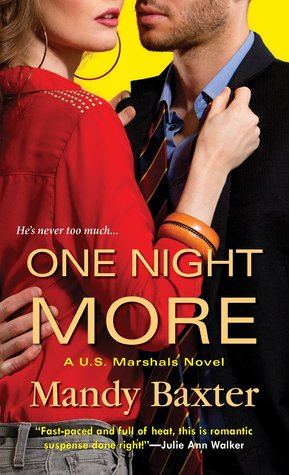 One Night More (2014) by Mandy Baxter