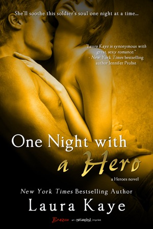 One Night with a Hero (2012) by Laura Kaye