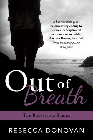 Out of Breath (2013) by Rebecca Donovan