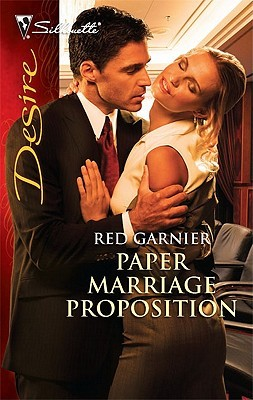 Paper Marriage Proposition (2011) by Red Garnier