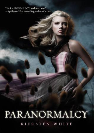 Paranormalcy (2010) by Kiersten White