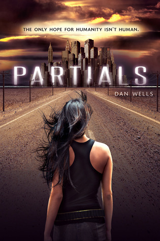 Partials (2012) by Dan Wells