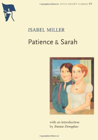 Patience & Sarah (2005) by Emma Donoghue
