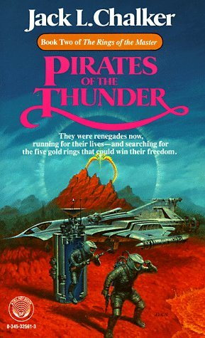 Pirates of the Thunder (1987) by Jack L. Chalker