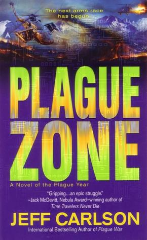 Plague Zone (2009) by Jeff  Carlson
