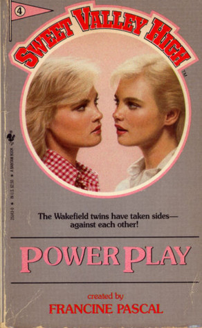 Power Play (1984) by Francine Pascal