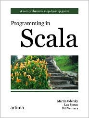 Programming in Scala (2008)
