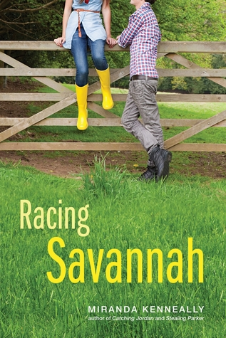 Racing Savannah (2013) by Miranda Kenneally