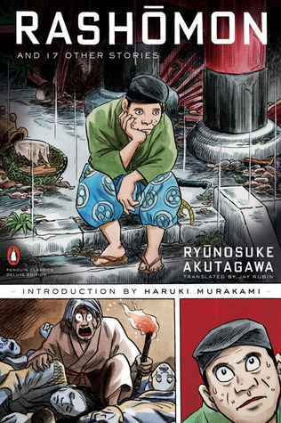 Rashomon and Seventeen Other Stories (2006) by Haruki Murakami