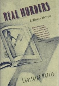Real Murders (1990) by Charlaine Harris