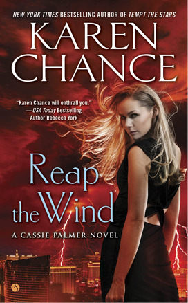 Reap the Wind (2000) by Karen Chance